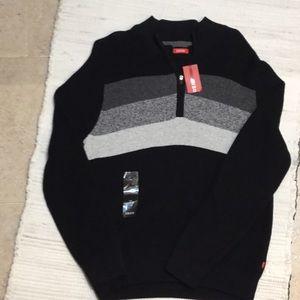 NWT Izod sweater mens large